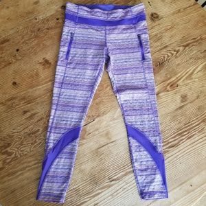 lululemon athletica Pants - Lululemon Inspire Tight II Mesh Size 8